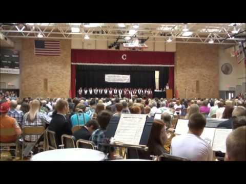 Carrington High School Graduation 2015