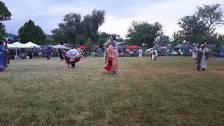 Women's Traditional @Aaninjamong Powwow 2018
