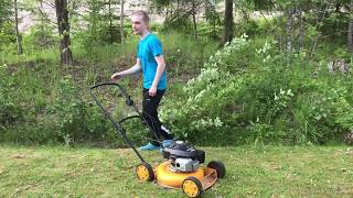Fix Lawnmower Engine Surging - 3 Different Solutions!