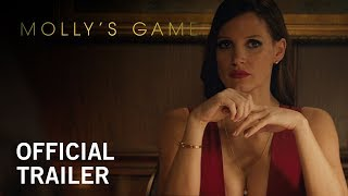 Molly's Game | Official Trailer | Now Playing