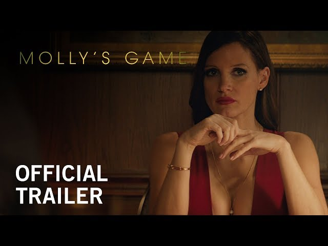 Molly's Game | Official Trailer | In Theaters November 22, 2017