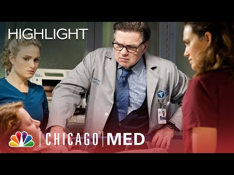 Suicide Cultist Refuses Treatment - Chicago Med (Episode Highlight)