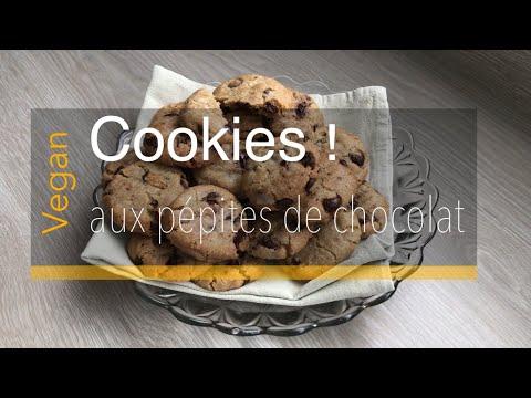 cookies-vegan-maison---subtitles-in-english---cookies-au-pépites-de-chocolat-vegan