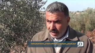 مصر العربية   الجيش الإسرائيلي يمنع فلسطينيين من التظاهر احتجاجاً على مصادرة أراضيهم بالضفة