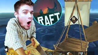 KUBSON NOWYM BAŁTYKAŃCZYKIEM! | Raft [#17] (With: Dobrodziej, Plaga, Kubson)