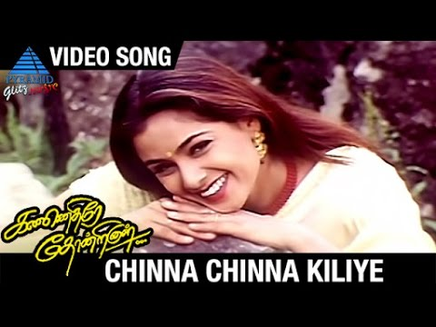 Kannethirey Thondrinal Tamil Movie Songs | Chinna Chinna Kiliye Video Song | Prashanth | Simran