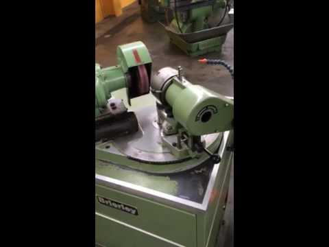 Brierley ZB 32 Bohrerschleifmaschine / Drill grinding machine marcels-maschinen.ch