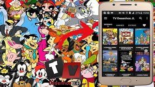 TV DESENHO Jl ( ANTIGOS, NOVOS E NOSTÁLGICOS )