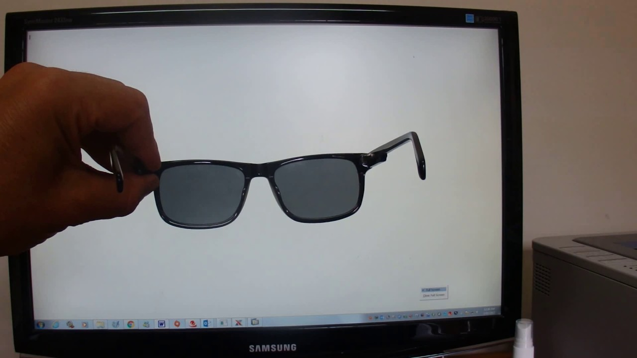 2118645a6e88 How to Tell if Sunglasses are Polarized - Simple and Easy - Step by Step  Tutorial