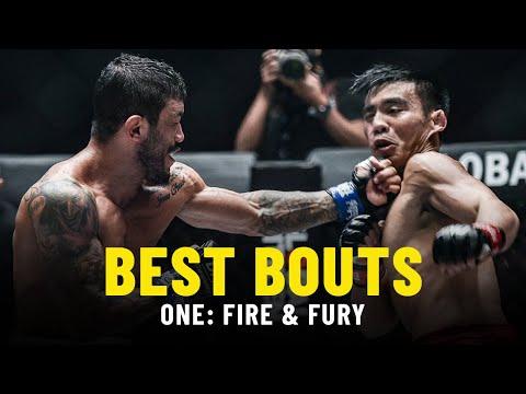 Best Bouts   ONE: FIRE & FURY