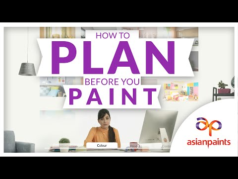 How To Plan Before You Paint