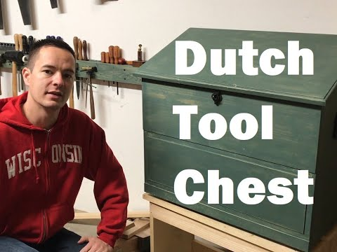 Dutch Tool Chest Tour