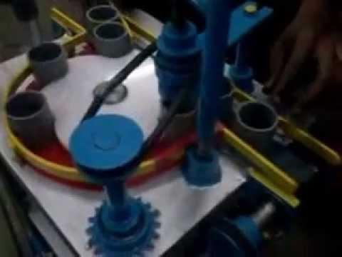 GENEVA-CAM ACTUATED PROTOTYPE FILLING MACHINE