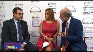 Entrevista a Carmelo González por Javier Baranda en el XVI Congreso de Transporte la CETM