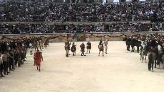Les grand jeux romains 2015 HANNIBAL