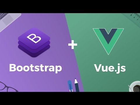 Bootstrap with Vue.js