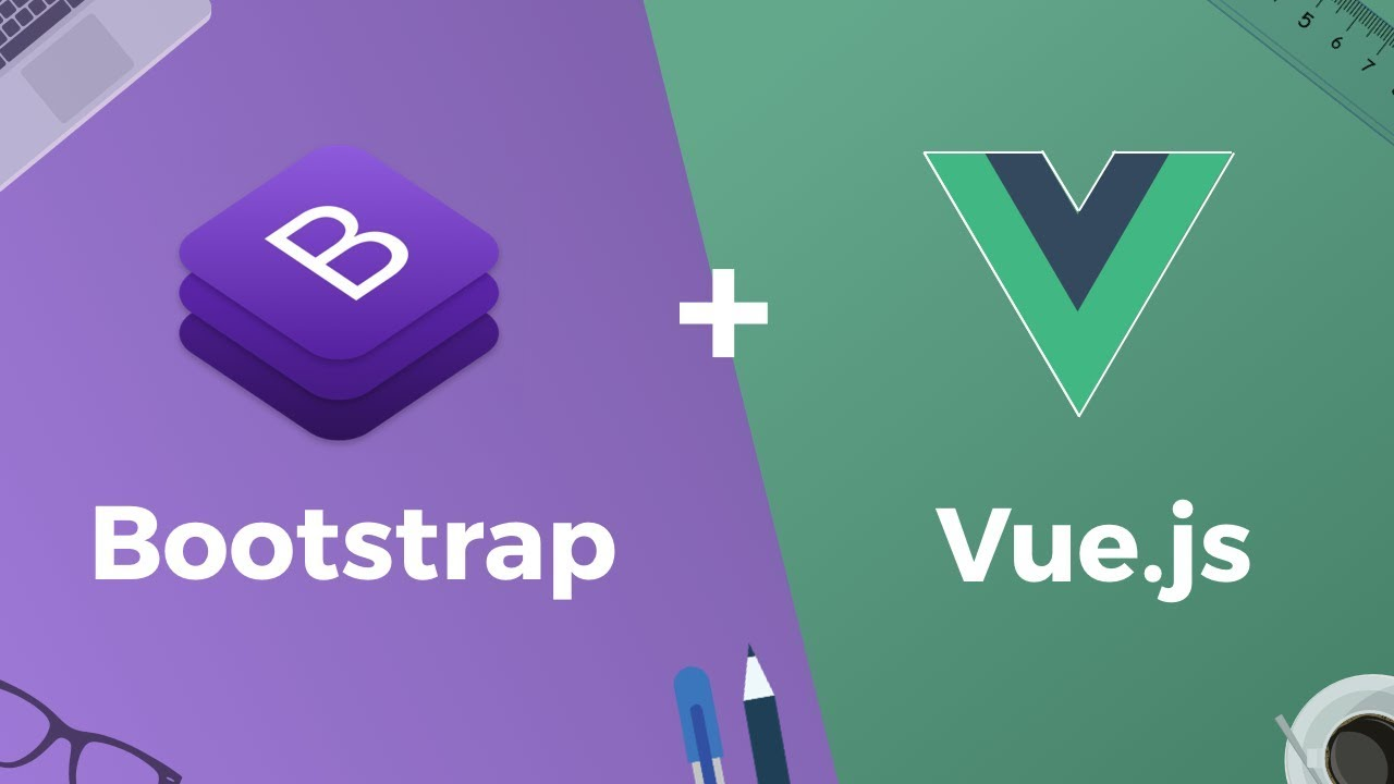Bootstrap with Vue js
