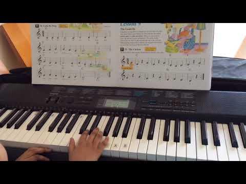 Keyboard-The Lead-In