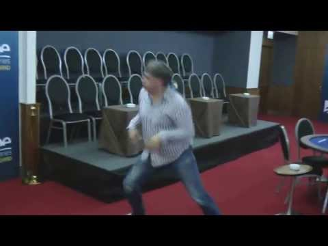 Danube Poker Masters 5: High Roller - Robinjo Show #002