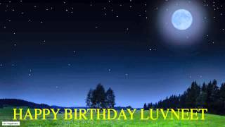 Luvneet  Moon La Luna - Happy Birthday