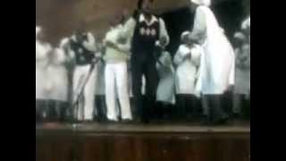 mangeloi a kgotso gospel choir