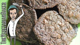How To Make Vegan Chocolate Chip Cookies   Thevegetarianbaker