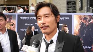 Byung-hun Lee Talks Magnificent Seven Remake with Chris Pratt
