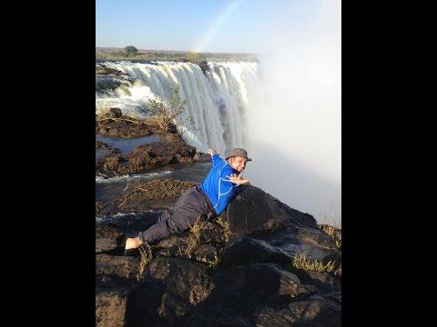 Zambia-Victoria Falls & Livingstone Island