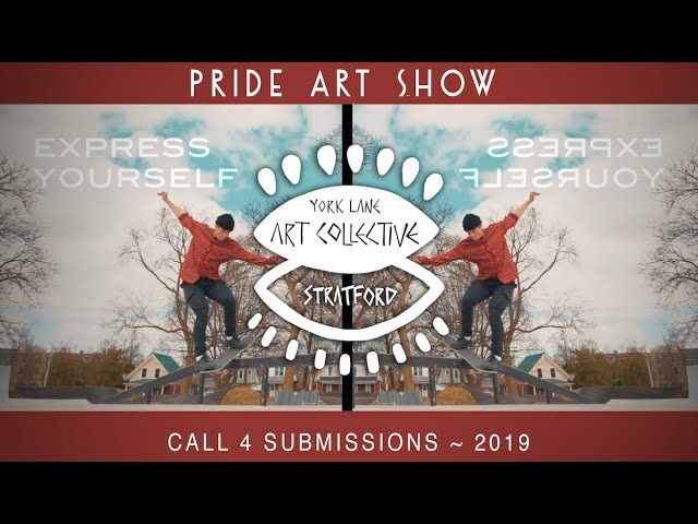 The Pride Art Show 2019 | Submission Call | York Lane Art Collective