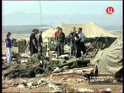 Теракт в воинской части Буйнакска