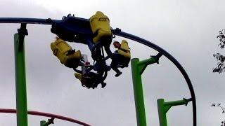 Sky Rider off-ride HD Skyline Park