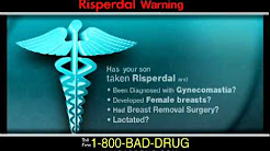 Risperdal Causes Abnormal Male Breast Growth