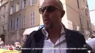 Marseille , La guerre Police vs Caids des quartiers nord , reportage choc 2016