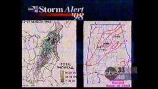 ABC 33/40 Storm Alert 1998 - 2/19/98