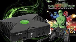 OG Xbox - Army Men: Major Malfunction Part 1