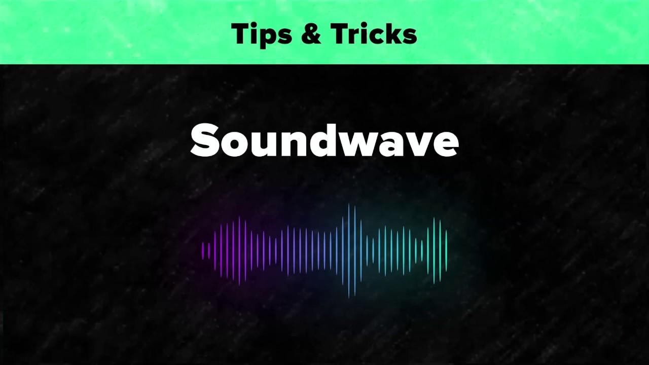 after effects tips tricks sound wave youtube. Black Bedroom Furniture Sets. Home Design Ideas
