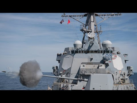 Here is Why US warships' Taiwan Straits transit