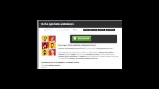 Descargar ocho apellidos catalanes torrent