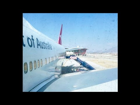 Flight Report | Qantas | B747-400ER | VH-OEJ | Santiago [SCL] - Sydney [SYD]
