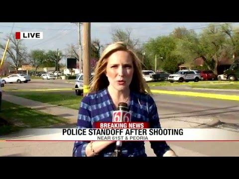 Breaking news: Tulsa Police standoff