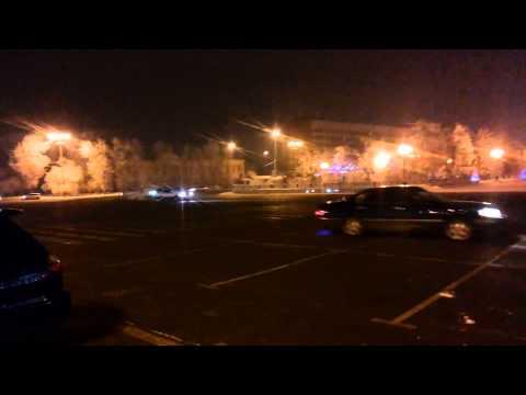 Сквер Кирова, Иркутск. Краун в столбик