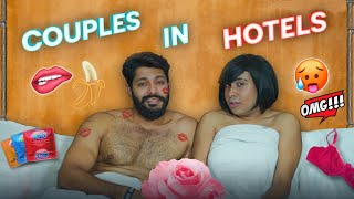 Types of Couples in OYO | OYO তে নিব্বা নিব্বির দুষ্টুমি | Nibba Nibbis in Oyo | Comedy Video |