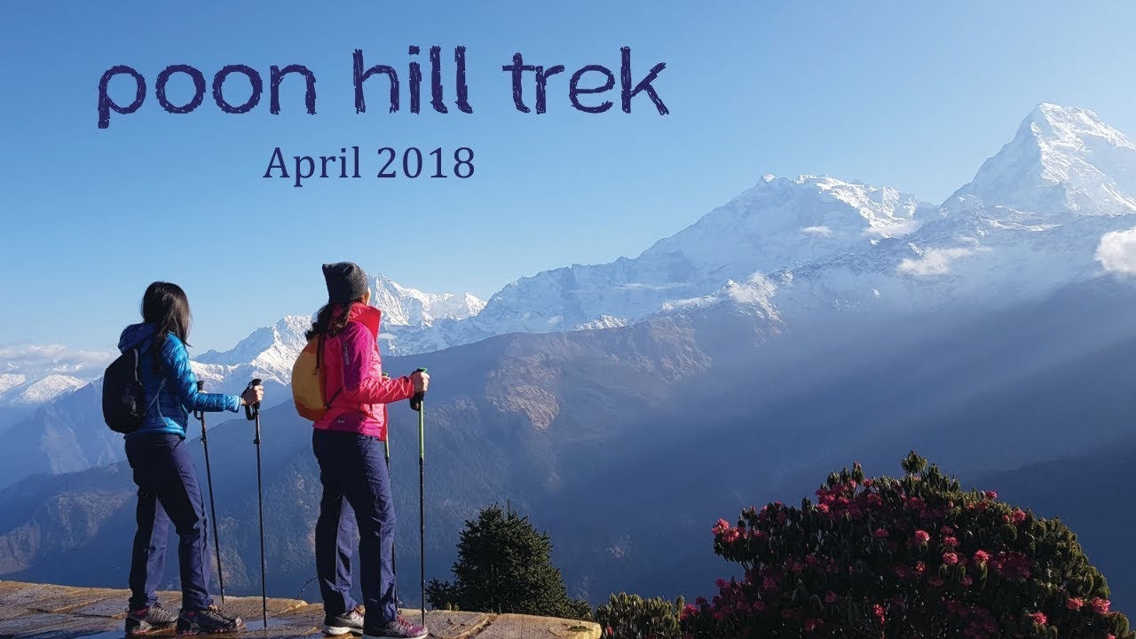 Poon Hill Trek - Annapurna Circuit Himalaya HD
