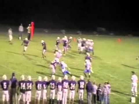Wynot High School Football 2010(part 1)