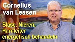 Blase, Nieren, Harnleiter, Inkontinenz energetisch behandeln | Cornelius van Lessen