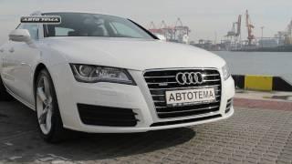 Audi A7 автотема.f4v смотреть