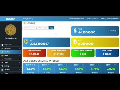 Top 3 Lending Platforms for Bitcoin Investment..cryptocurrency