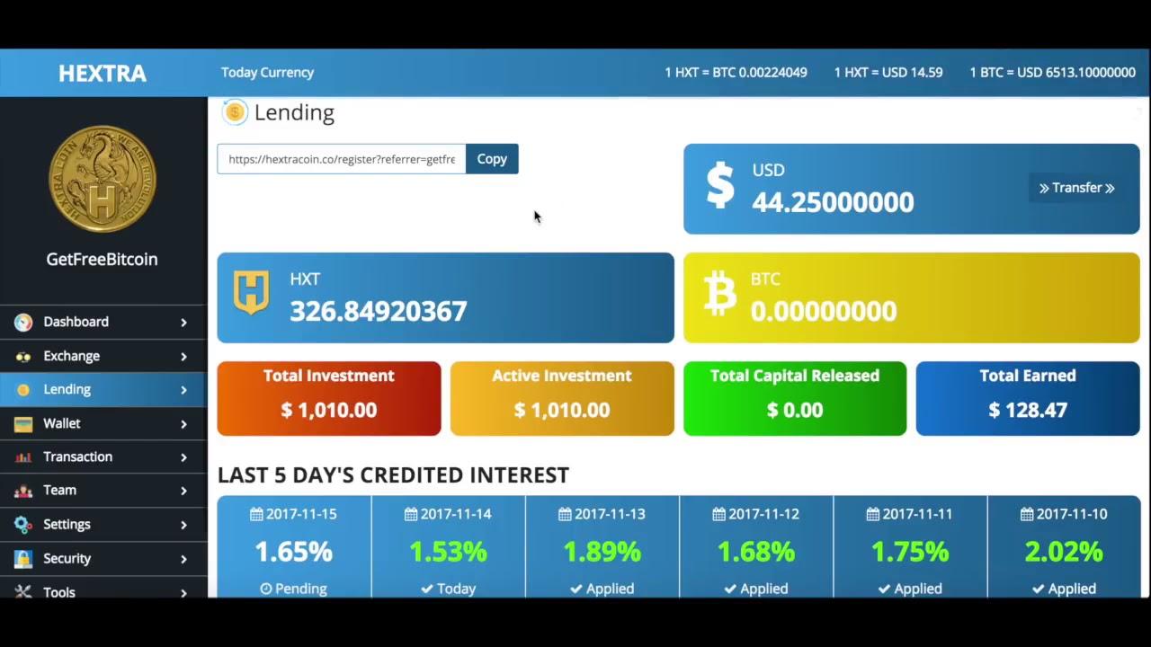 lending platforms cryptocurrency