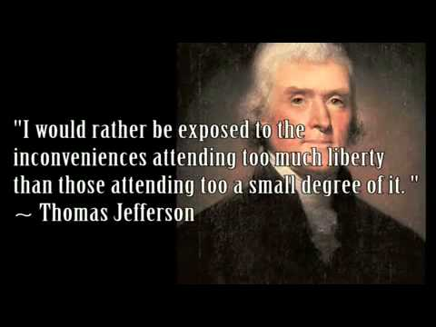 Founding Fathers Presidential Quotes You Should Know - YouTube
