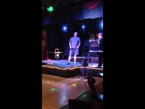 Bart's Karaoke Competition